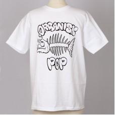 T-Shirt Fish White